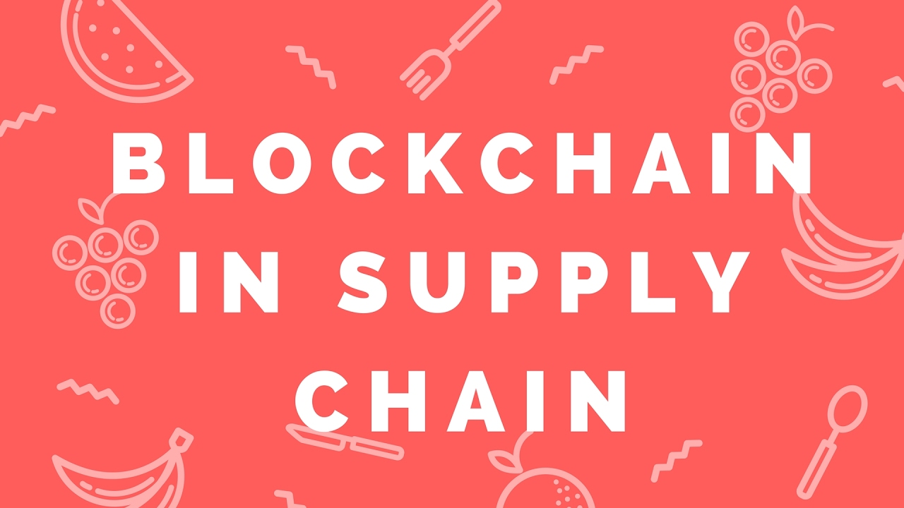 Blochain Supply Chain